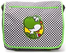 Yoshi Tasche Super Mario Messenger Bag Umhängetasche Schultasche Nintendo