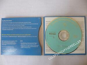 2007 2008 2009 Honda CR-V Navigation DVD 6 81A 09 update map