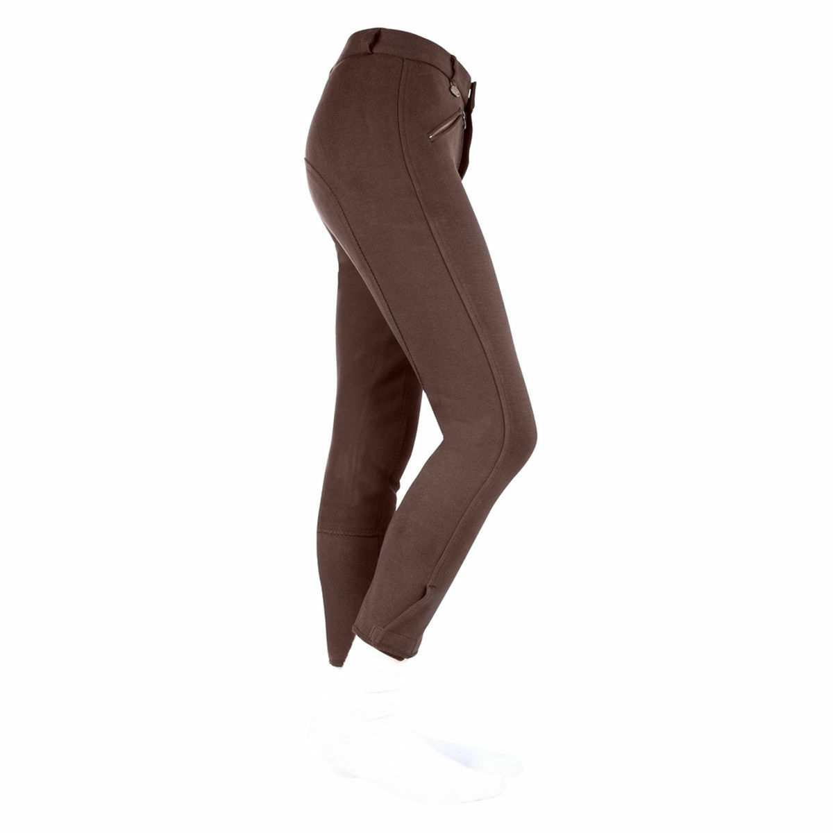 Childs Hunt Kids HORZE Active Full Seat English Hunt Childs Seat Riding Show Breeches Pants 3c2965