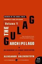 P. S.: The Gulag Archipelago Vol. 1 : An Experiment in Literary Investigation by Aleksandr Solzhenitsyn (2007, Paperback)