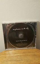 Explosions in the Sky - Take Care, Take Care, Take Care Promo (CD, 2011)
