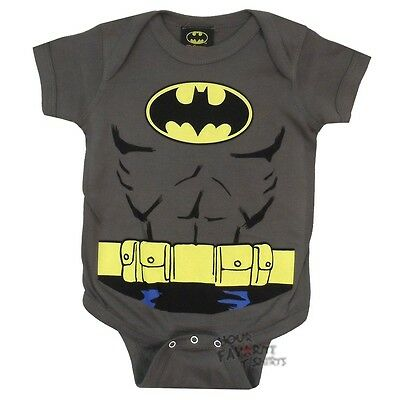 DC Comics Batman Symbol Infant Snapsuit