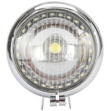 Chrome Passing Fog light angel eye For Kawasaki Vulcan 800 900 1500 1600 2000