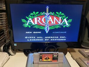TESTED-WORKING-SUPER-NINTENDO-SNES-GAME-CARTRIDGE-ARCANA