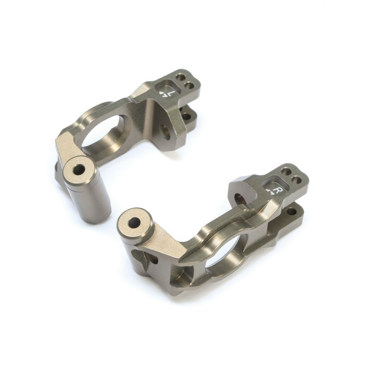Team Losi Racing Aluminum Spindle Carrier Set 20    8X - TLR344041 56f37d