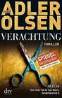 Verachtung von Jussi Adler-Olsen (2014, Taschenbuch)