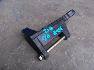 NISSAN JDM 350Z Z33 VQ35DE power steering pump bracket sec/h #12