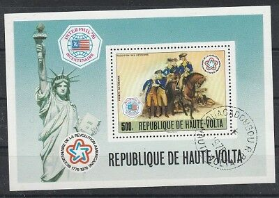 Nachdenklich V4751 Obervolta-burkina Faso/ Uniformen-pferde Minr Block 440 O 2019 Offiziell Burkina Faso Briefmarken