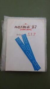 Norma 87 Article 117 Signes Station Fs Échelle N