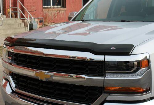 Bug Deflector Stone Guard Shield for 2016-2018 Chevy Silverado 1500