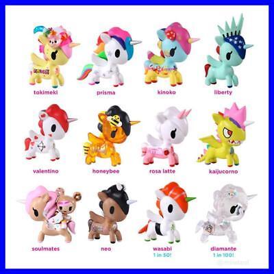YOU CHOOSE Tokidoki Unicorno Series 8