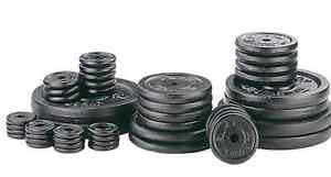 Placas-Para-Pesas-1-034-Estandar-hierro-fundido-discos-gimnasio-en-casa