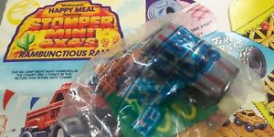 NOS-Bagged-86-Toyota-Tercel-McDonalds-Happy-Meal-Stomper-4x4-Monster-Truck-Only