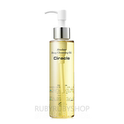 [Ciracle] Absolute Deep Cleansing Oil - 150ml