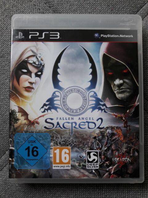 PS3 Sacred 2, Fallen Angel,Play Station 3 Spiel