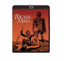 THE WICKER MAN - Japanese original Blu-ray