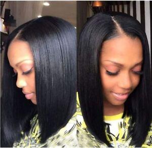 Short-BOB-Brazilian-Virgin-Human-Hair-Wig-Glueless-Lace-Front-Middle-Part-10-034