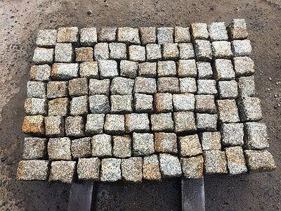 Schönes Historisches Granitpflaster 9/11 Cm Grau Business & Industrie 35 €* Pro 1 M²