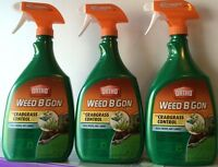 3 Ortho Weed B Gon Plus Crabgrass Control, Ready-to-use, Trigger Spray 72-ounces