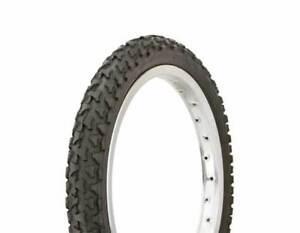 "Duro 16""x 2.00"" Knobby MTB Mountain Bike Tire Steel Bead Kids Bicycle 256654"