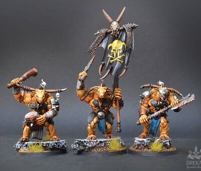 Mindstealer Sphiranx Chaos Age of Sigmar ** COMMISSION ** painting