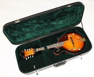 Trempé Mandolinen Valise Case Pour Former Mandoline-er Case Für Bluegrass Mandoline Fr-fr Afficher Le Titre D'origine