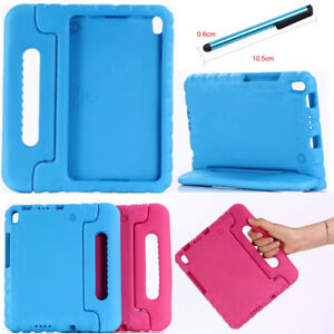lowest price 2b7e8 f9bb7 Details about Kids Shock Proof Tough Foam Handle Case Cover For Lenovo Tab  4 8 10 Plus Tablets