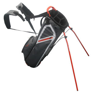 TaylorMade Golf 2020 FlexTech Lite Stand Bag,  Gray/Black