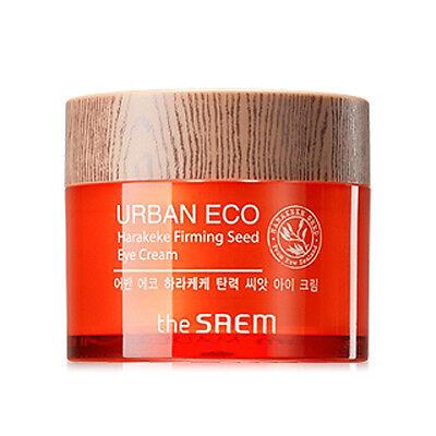[THE SAEM] Urban Eco Harakeke Firming Seed Eye Cream 30ml / Korea cosmetic