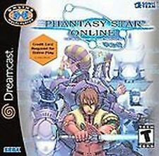 Phantasy Star Online Version 2 II NEW factory sealed Sega Dreamcast
