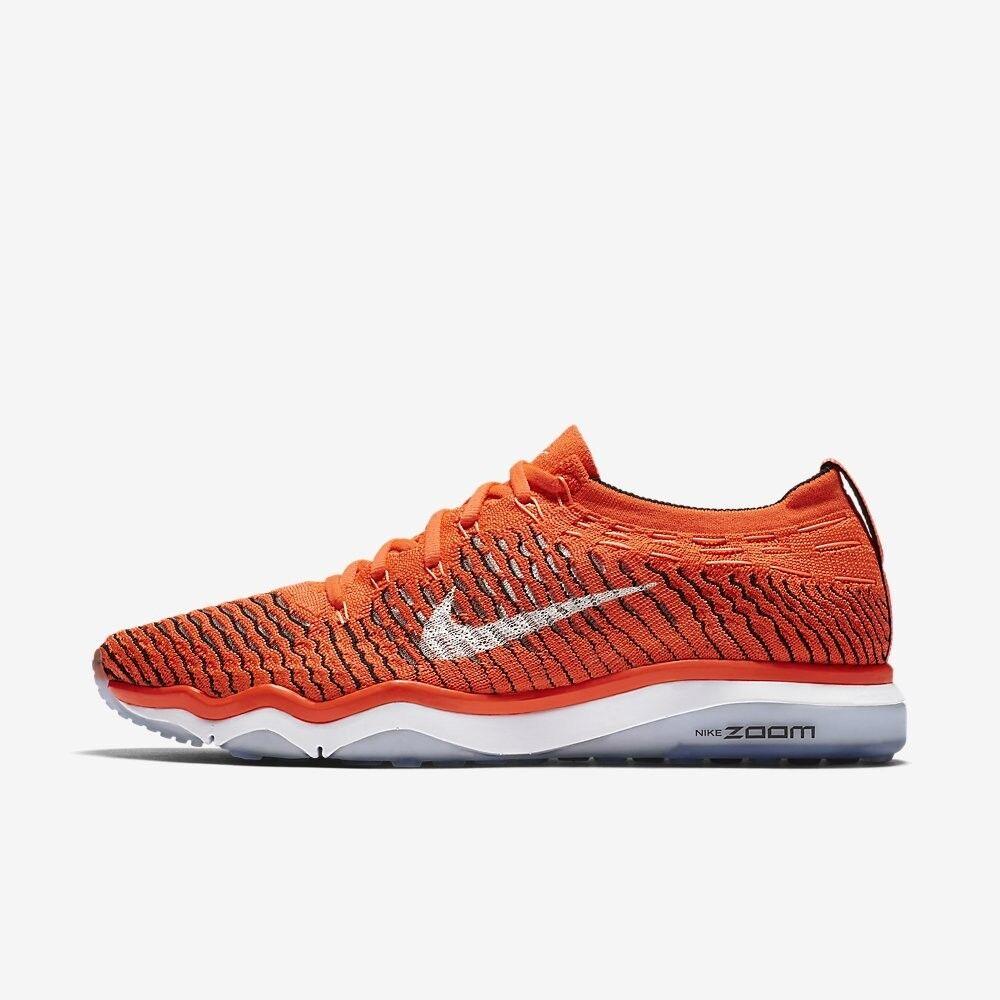 Nike Air Zoom audaz Flyknit Para Mujer Gimnasio Correr Zapatillas