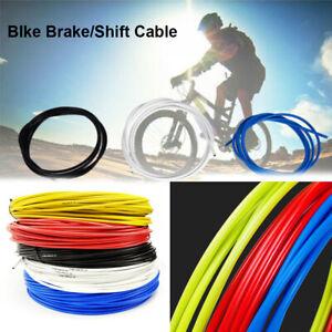 4mm-5mm-Cable-de-desviador-de-cambio-Cable-De-Alambre-Bici-Bicicleta-cambios-de-cables-de-freno