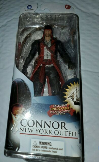 Mcfarlane Toys Assassin S Creed Series 1 Connor New York Outfit