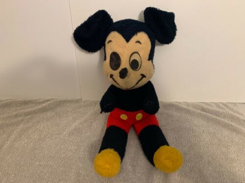 Very Old Vintage Mickey Mouse Stuffed