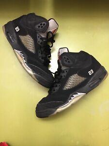 hot sale online 77e83 ede7e Details about Nike Air Jordan Retro Metallic 5s Vs sz 5y
