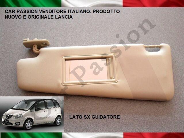 Aleta Sombrilla Lancia Musa 2004-2012 Izquierdo Pantina Original Sun Visor