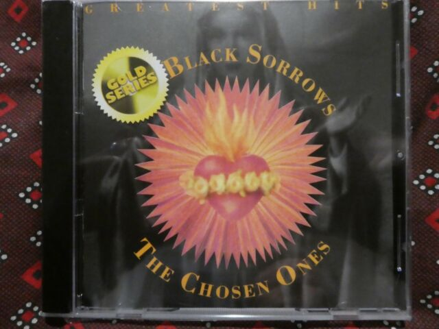 Chosen Ones - The Black Sorrows, Greatest Hits (CD, New & Sealed) h4
