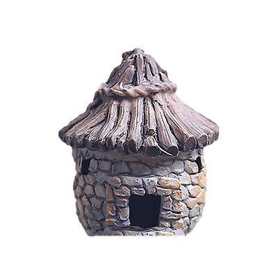 Mini Dollhouse Fairy Plant Garden Landscape Terrarium Figurine Bonsai DIY Decor