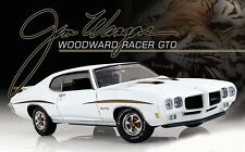 Jim Wangers Woodward Racer Ram Air IV, 4-speed GTO by GMP in 1:18 Scale