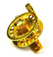 Bx50 Aluminum Fly Fishing Ice Fishing Reel 2bb 2/3 50mm Dia. Left Right Hand