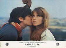 JOANNA SHIMKUS JOSEP MARIA FLOTATS TANTE ZITA 1968 PHOTO VINTAGE LOBBY CARD N°3