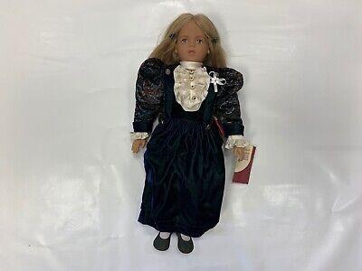 Dolls & Bears Top Zustand Luxuriant In Design Humorous Sigikid Künstlerpuppe Vinyl Puppe 60 Cm Dolls