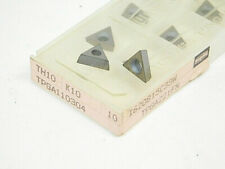 TPGN-321 Tungaloy TH10 grade C5 open box of 8 new inserts