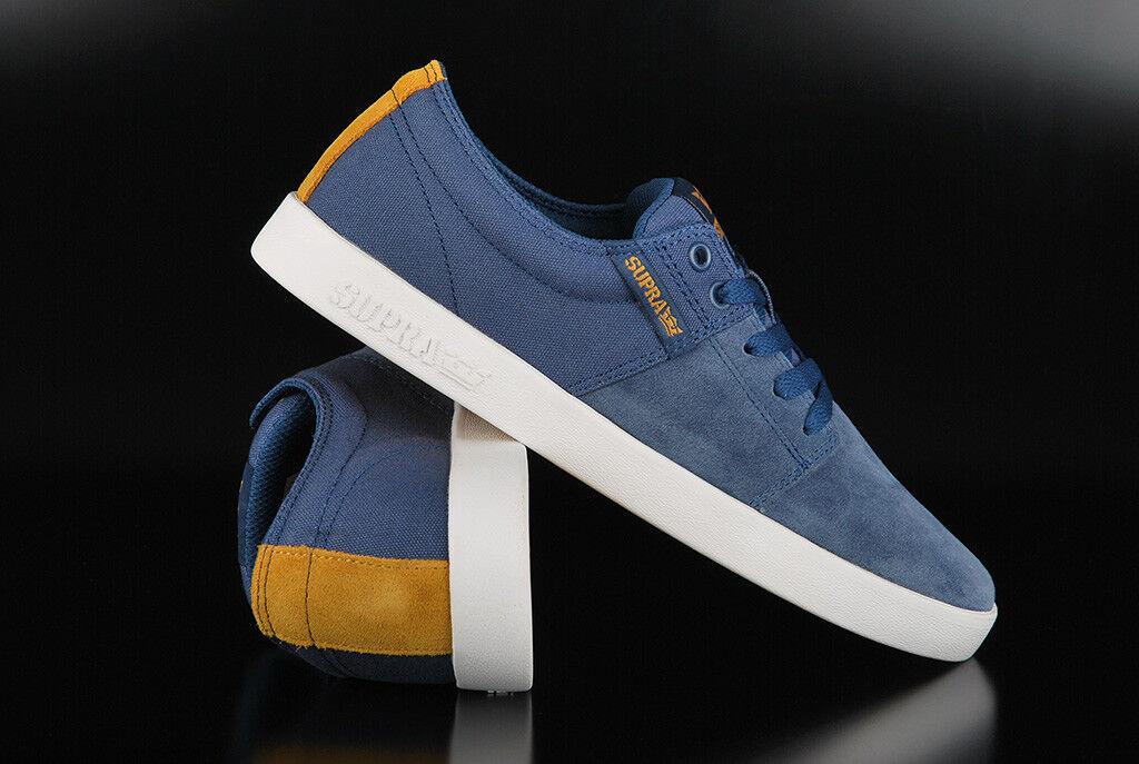 SUPRA Stacks II II II BLUE WHITE  Scarpe Skater Scarpe 08183-427 d45deb