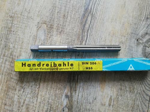 BECK HSS Handreibahle Ø 23 H7 mm Reibahle DIN 206