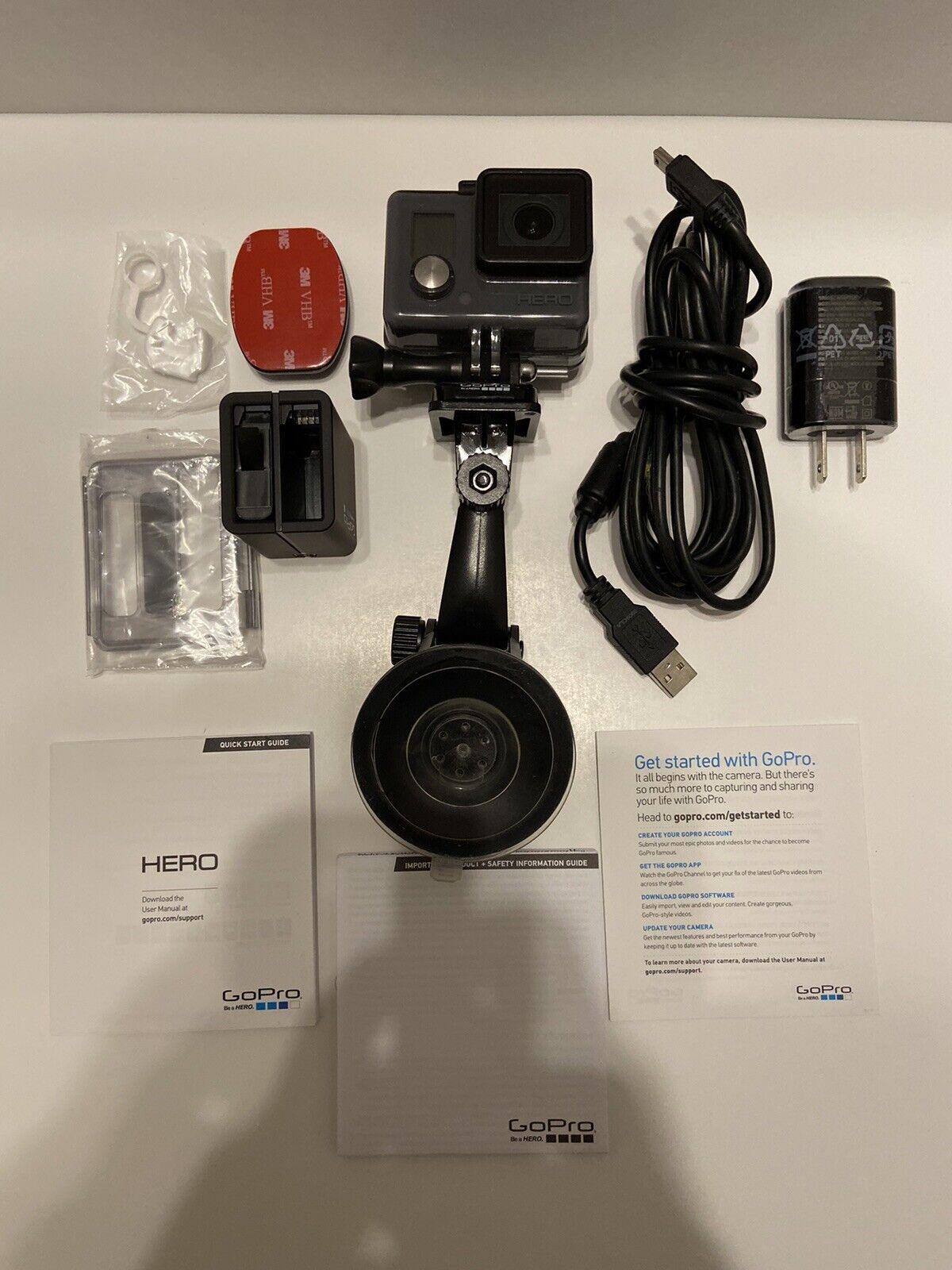 s l1600 - GoPro HERO Camcorder - Gray