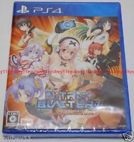 New PS4 Nitroplus Nitro+ Blasterz Heroines Infinite Duel Japan F/S PlayStation 4