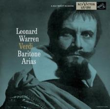 Verdi: Baritone Arias (CD, Aug-2013, Sony Classical)