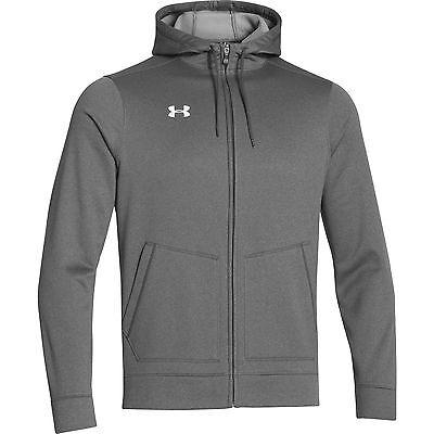 New Under Armour UA Men/'s Storm Fleece Icon Full Zip Hoodie