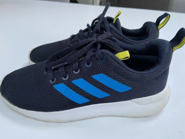 adidas cloudfoam trainers boys